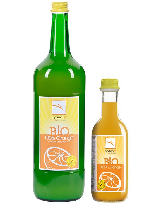 BIO 100% Orangen Saft